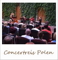 Concertreis Polen